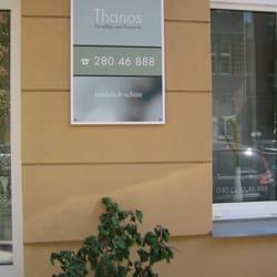 Thanos - Skin Care - Novalisstr  8, Mitte, Berlin, Germany