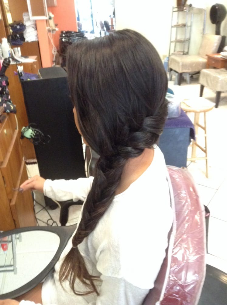 side braid formal finished yelp