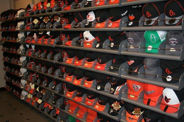58877f96f10 Majestic Orioles Team Store - Sports Wear - 33 W Camden St ...