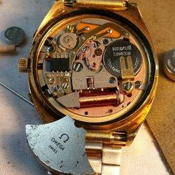 Inspirational Omega Watch Repair Nyc