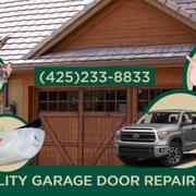 Beau Garage Door Photo Of Ronu0027s Garage Door Repair   Bellevue, WA, United States.