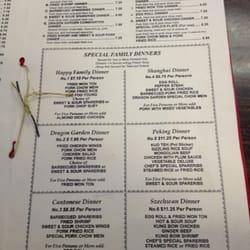 Dragon Garden Restaurant 21 Photos 27 Reviews Chinese 820 N Alta Ave Dinuba Ca