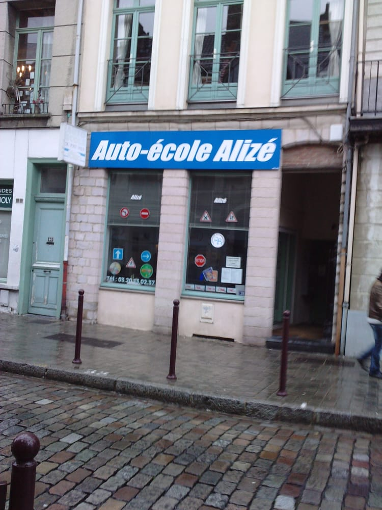 auto ecole aliz driving schools 38 rue saint andr vieux lille lille france phone. Black Bedroom Furniture Sets. Home Design Ideas