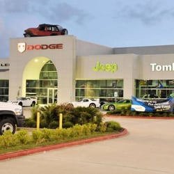Tomball Dodge Chrysler Jeep Photos Reviews Car Dealers - Chrysler dealership houston tx