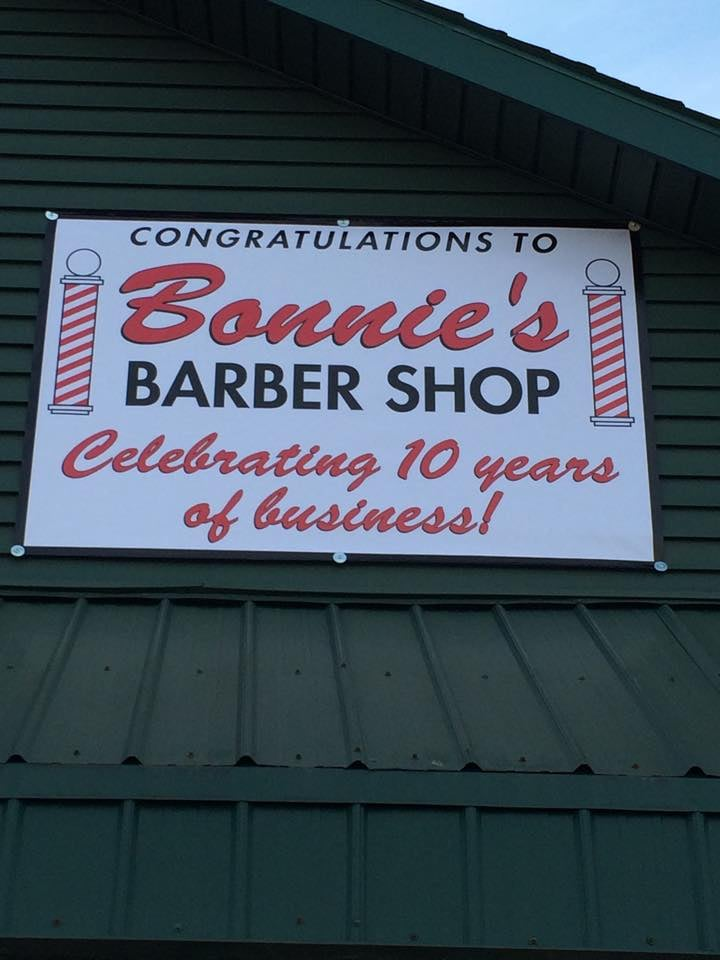 Bonnie's Barber Shop: 8060 New La Grange Rd, Louisville, KY