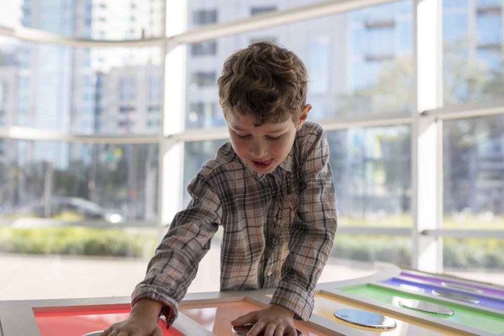 Glazer Children's Museum: 110 W Gasparilla Plz, Tampa, FL