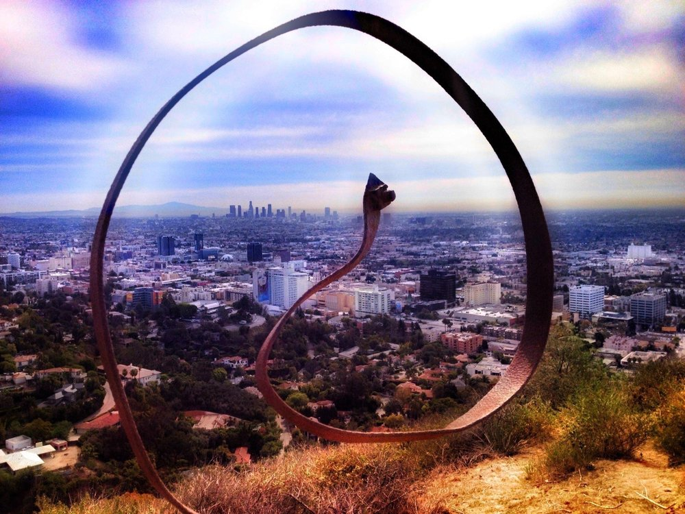 Social Spots from Runyon Canyon Park