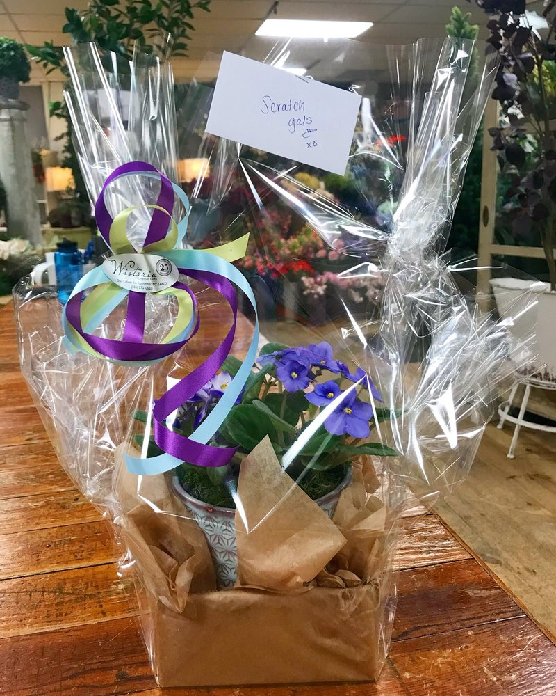Wisteria Flowers & Gifts: 360 Culver Rd, Rochester, NY