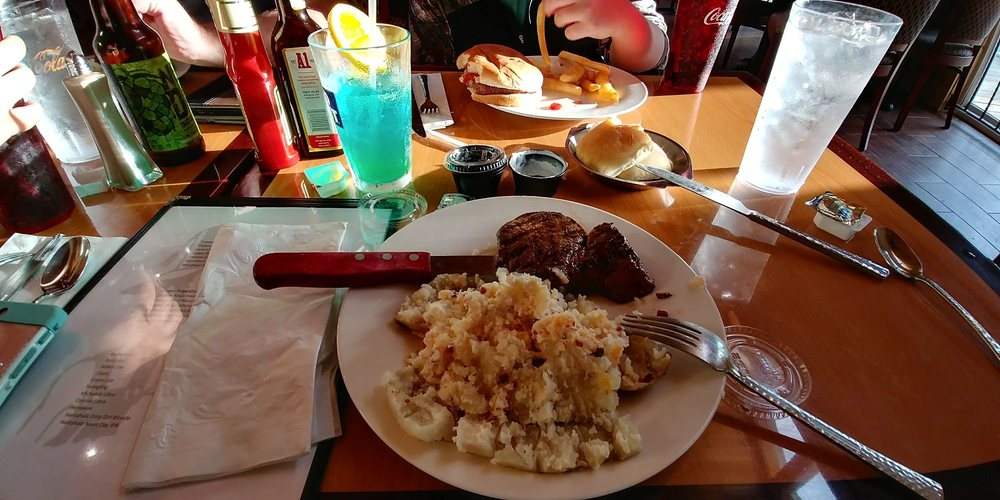 Moonshiners Steakhouse: 2645 Tallulah Rd, Robbinsville, NC