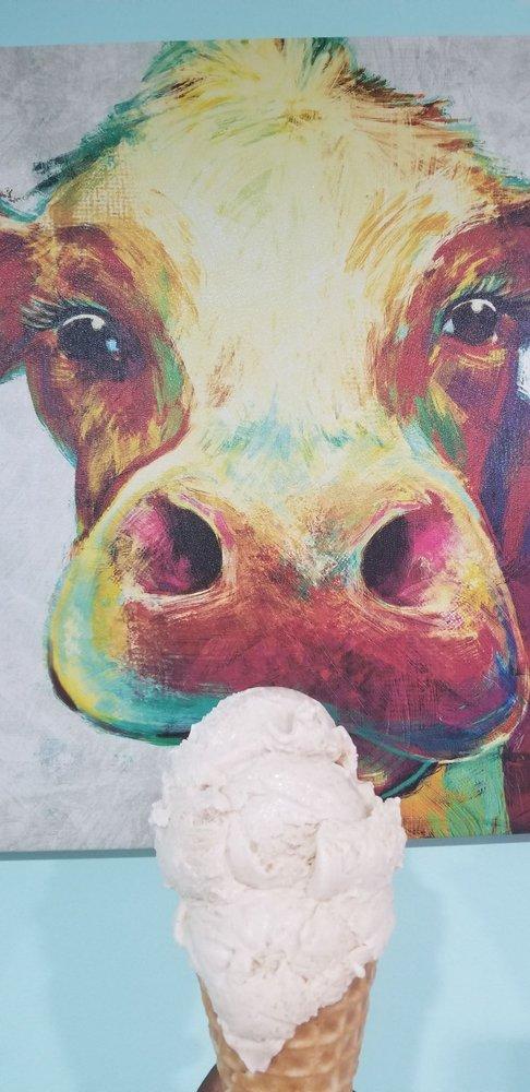 Simply Sinful Homemade Ice Cream: 100 W Main St, Allegany, NY