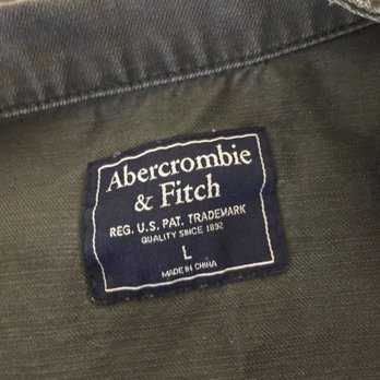 Abercrombie & Fitch - 14 Reviews - Men's Clothing - 1208