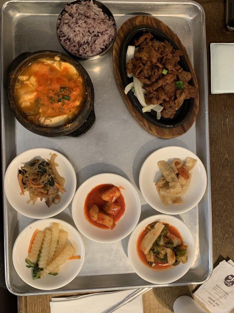 Taste of Korea: 2625 Old Denton Rd, Carrollton, TX