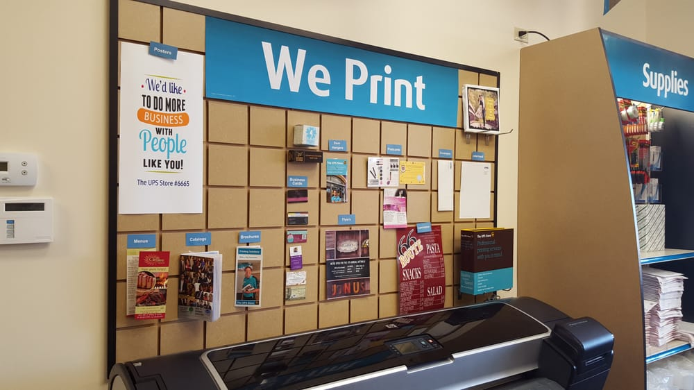 Business cards, banners, postcards, copies...WE PRINT! - Yelp