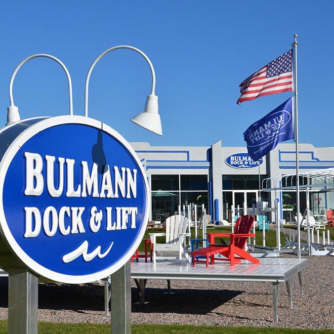 Bulmann Dock & Lift: 175 Magnet Dr, Boyne City, MI