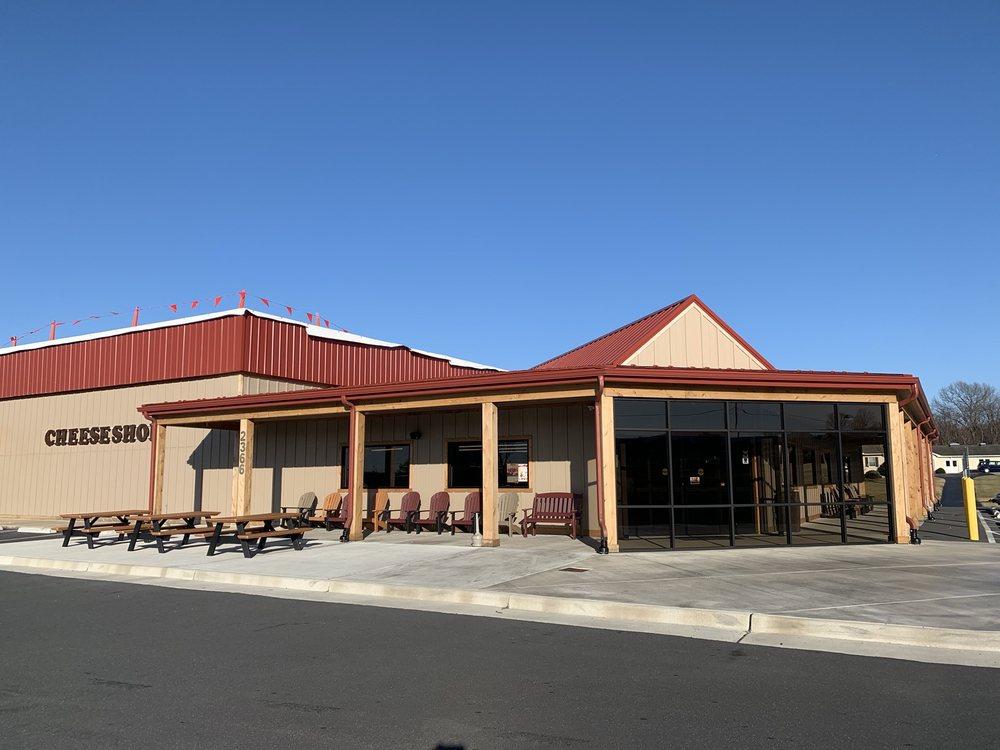 The Cheese Shop: 2366 Tinkling Spring Rd, Stuarts Draft, VA