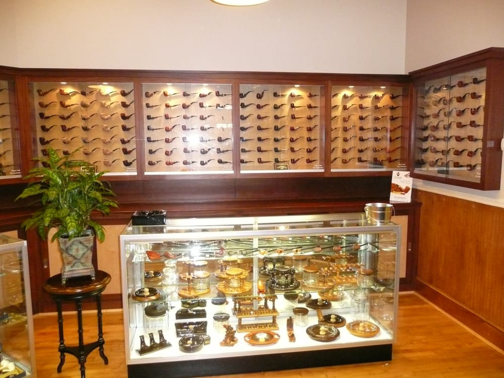 Milan Tobacconists: 309 S Jefferson St, Roanoke, VA
