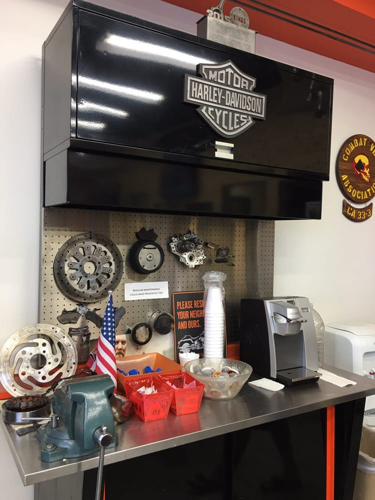 Los Angeles Harley Davidson Of Anaheim Motorcycle