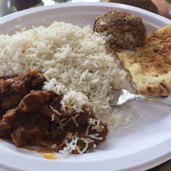 Indian Food Latham