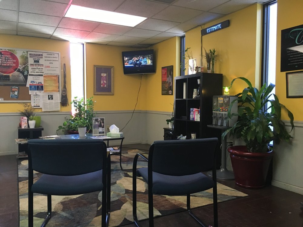 Service 1st Auto Care: 2258 Lithonia Industrial Blvd, Lithonia, GA