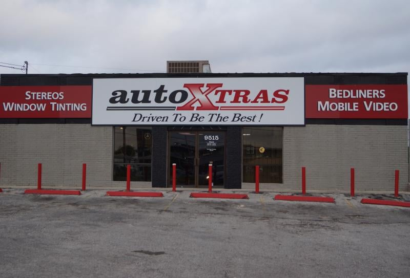 How to write a toyota dealership sign
