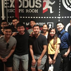 Exodus Escape Room - 46 Photos & 134 Reviews - Escape Games - 38 W ...