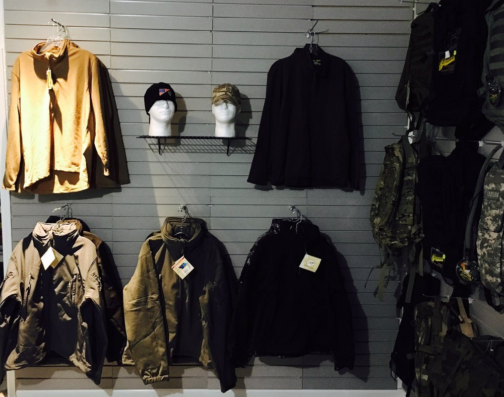 Liberty Surplus and Tactical: 732 S Eagle St, Aurora, CO