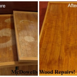 Photo Of McDowells Speciality Repairs   Boise, ID, United States. Wood  Refinishing Is