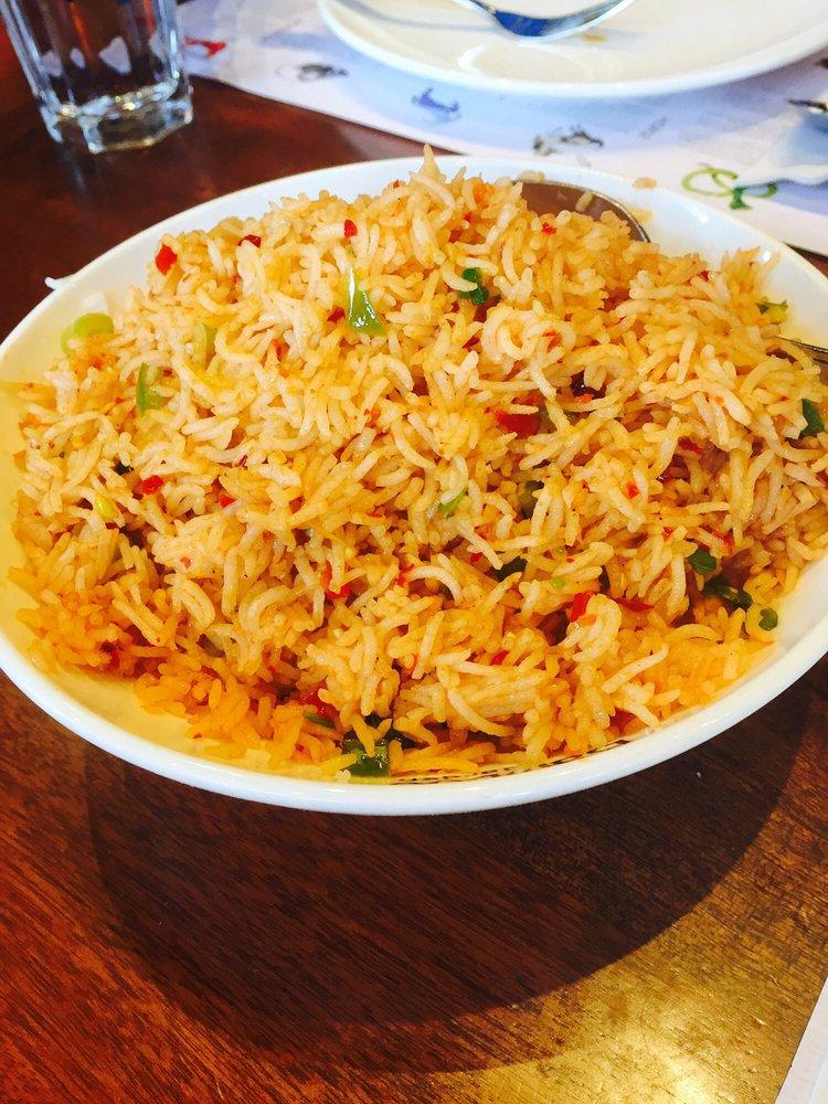 Veg Schezwan Rice Yelp