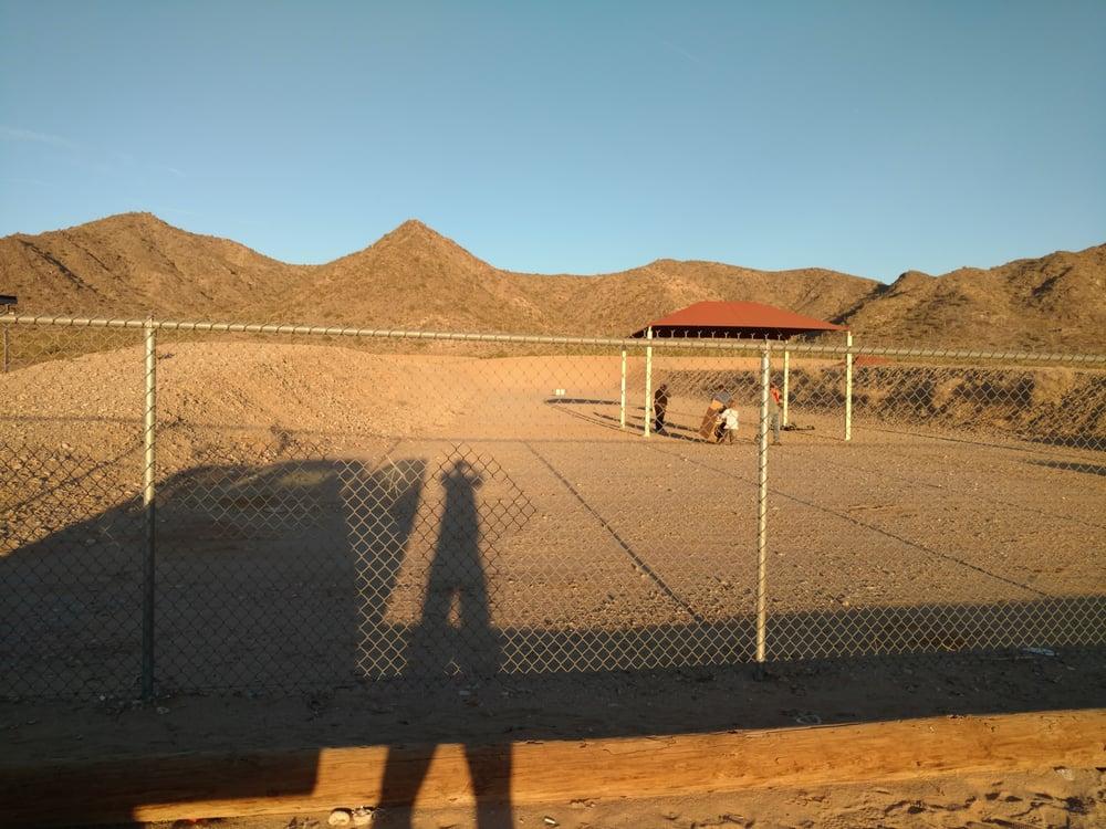 Elzy Pearson Shooting Range: 2766 S Isom Rd, Casa Grande, AZ