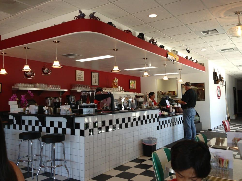 Tony Mrs K S Bakery Cafe Manteca Ca