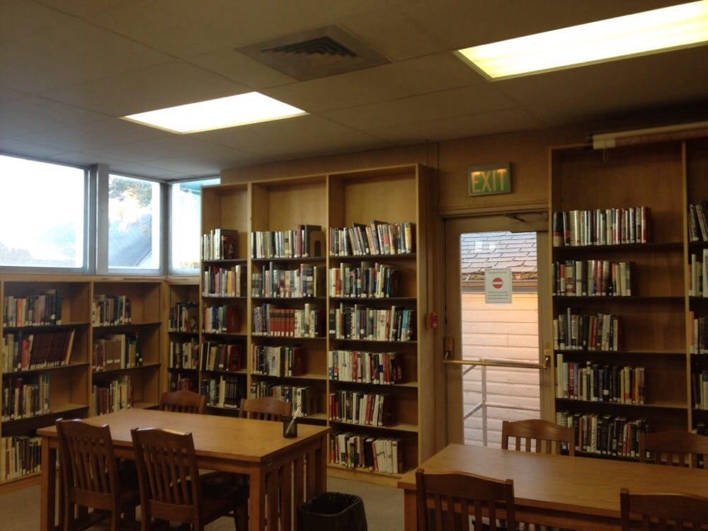 Rock Springs Library: 400 C St, Rock Springs, WY