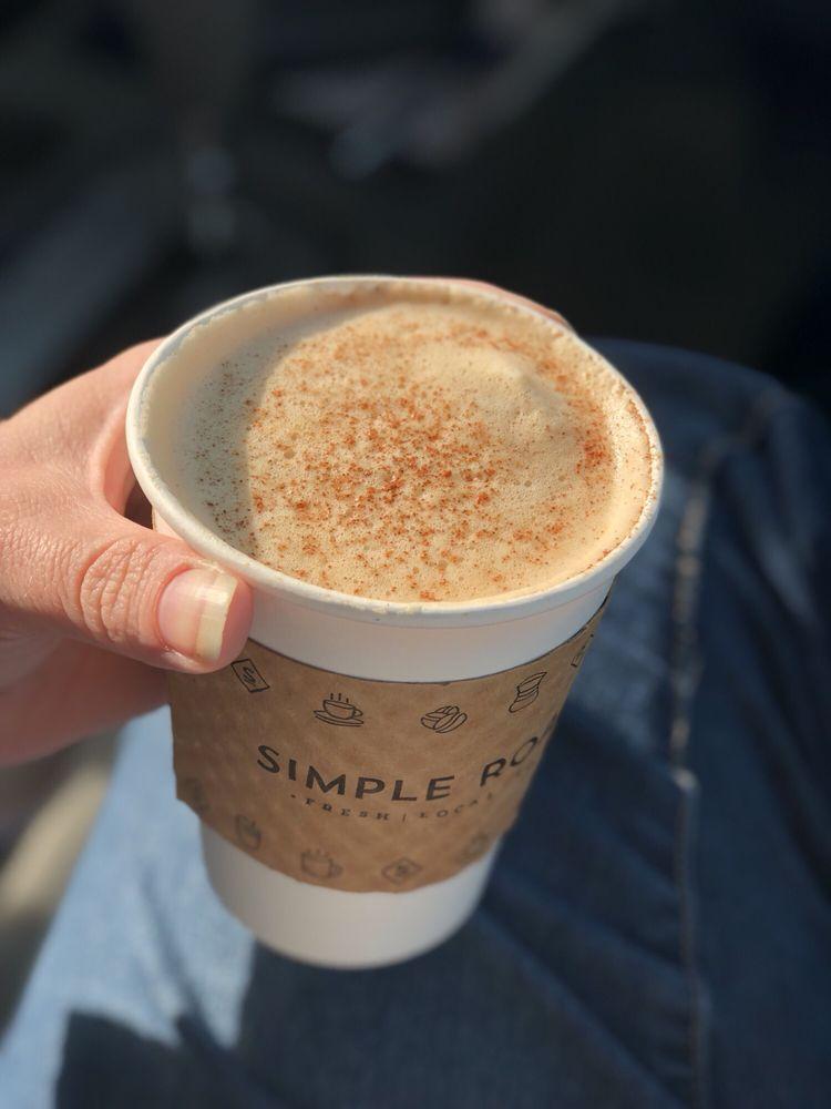 Simple Roast Coffee: 360 Grant Ave, Auburn, NY