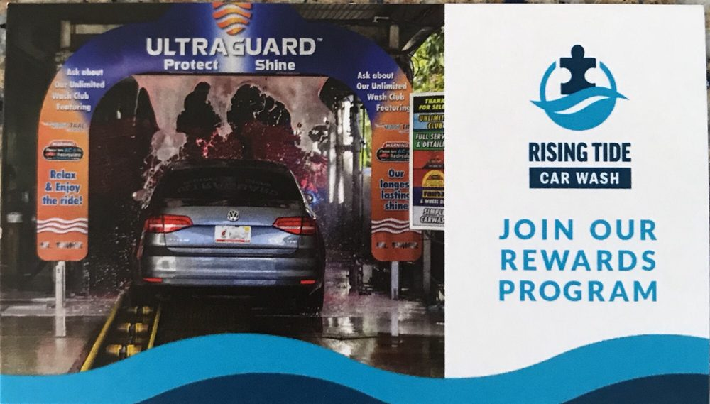 Rising Tide Car Wash Margate