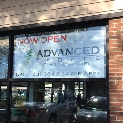 Advanced Sports Physical Therapy 275 Route 25A Miller Place