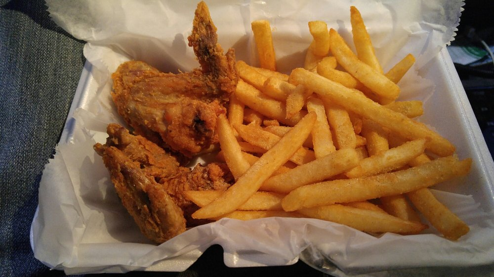 G Chicken Freeport Il Da Catch Fish & Ch...