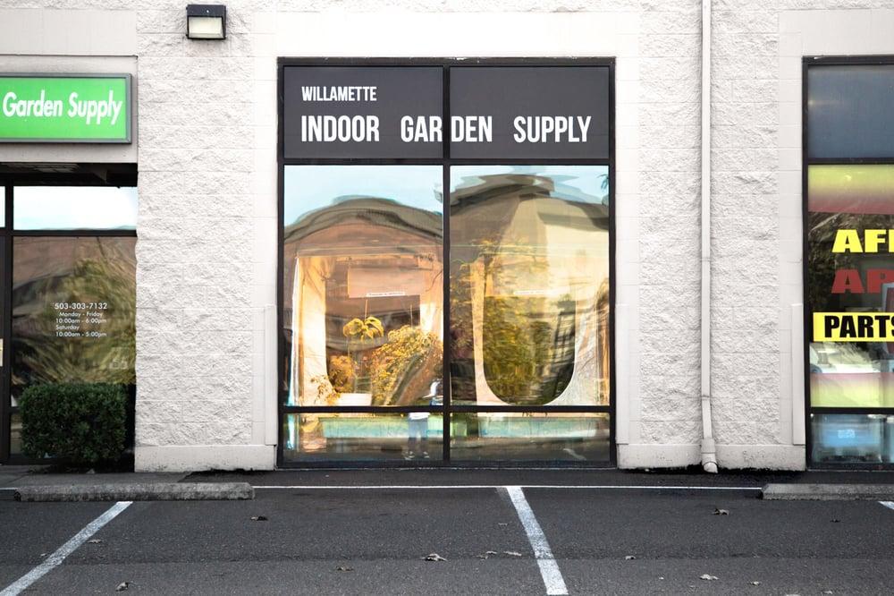 Willamette indoor garden supply vivai e giardinaggio for Indoor gardening rainier oregon