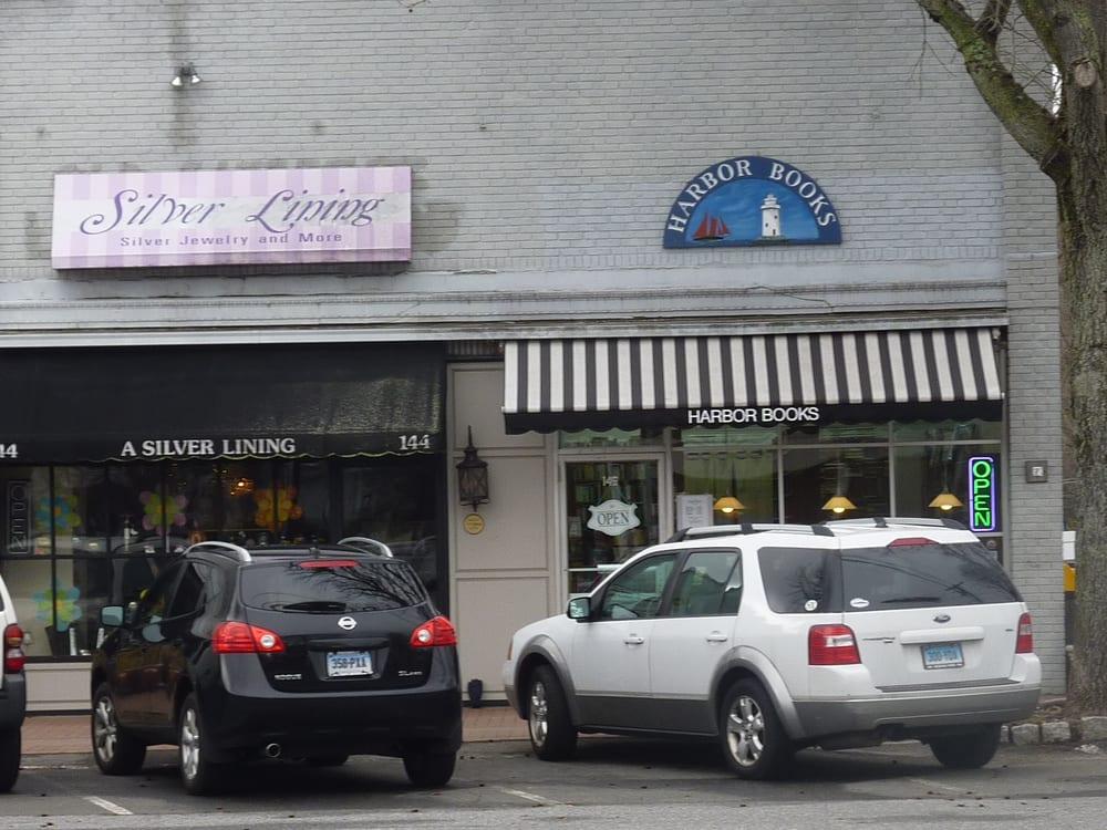 Harbor Books: 146 Main St, Old Saybrook, CT