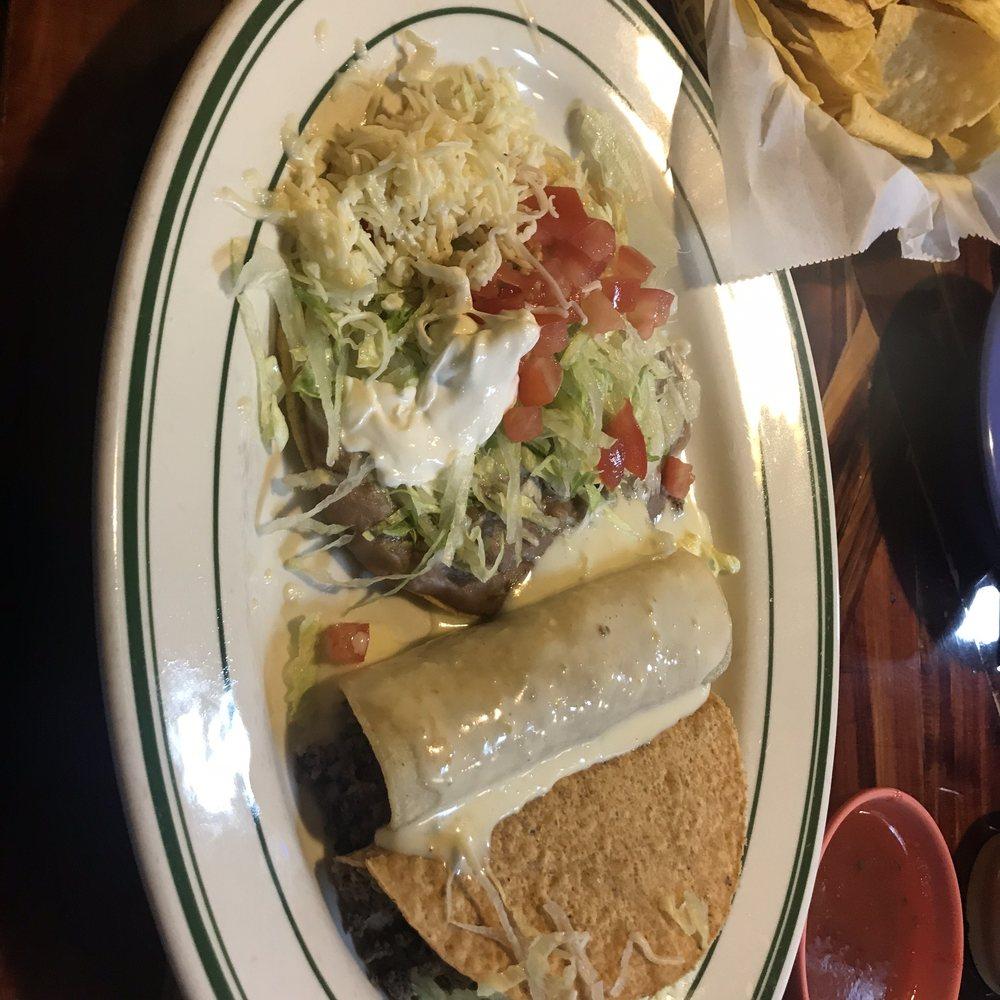 El Vallarta Mexican Restaurant: 1014 S Main St, Jay, OK