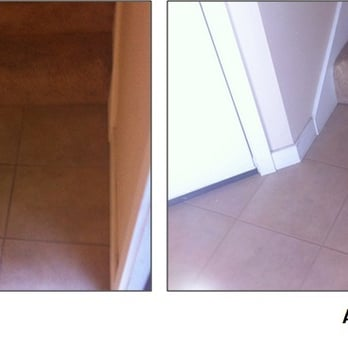 Photo Of The Grout Doctor Kirkland Wa United States Before And After