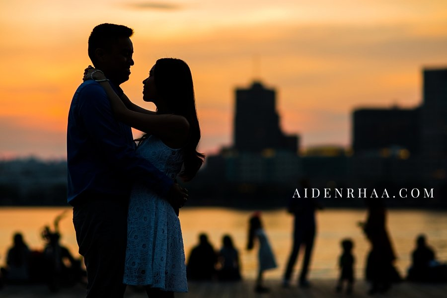 The Esplanade: Storrow Dr, Boston, MA