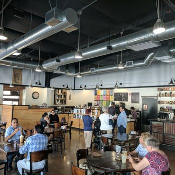 Photo Of Tin Cup Coffee Shafter Ca United States
