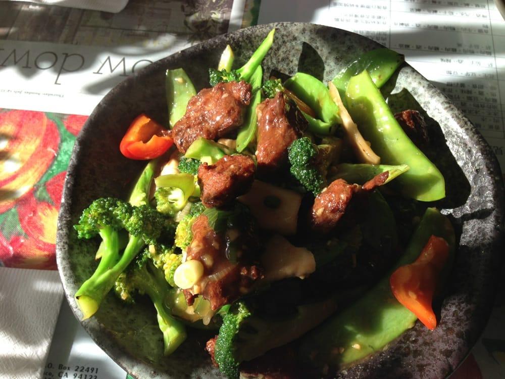 Shangri La Vegetarian Restaurant 2026 Irving St San Francisco