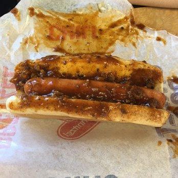 Wienerschnitzel Hot Dog Sale