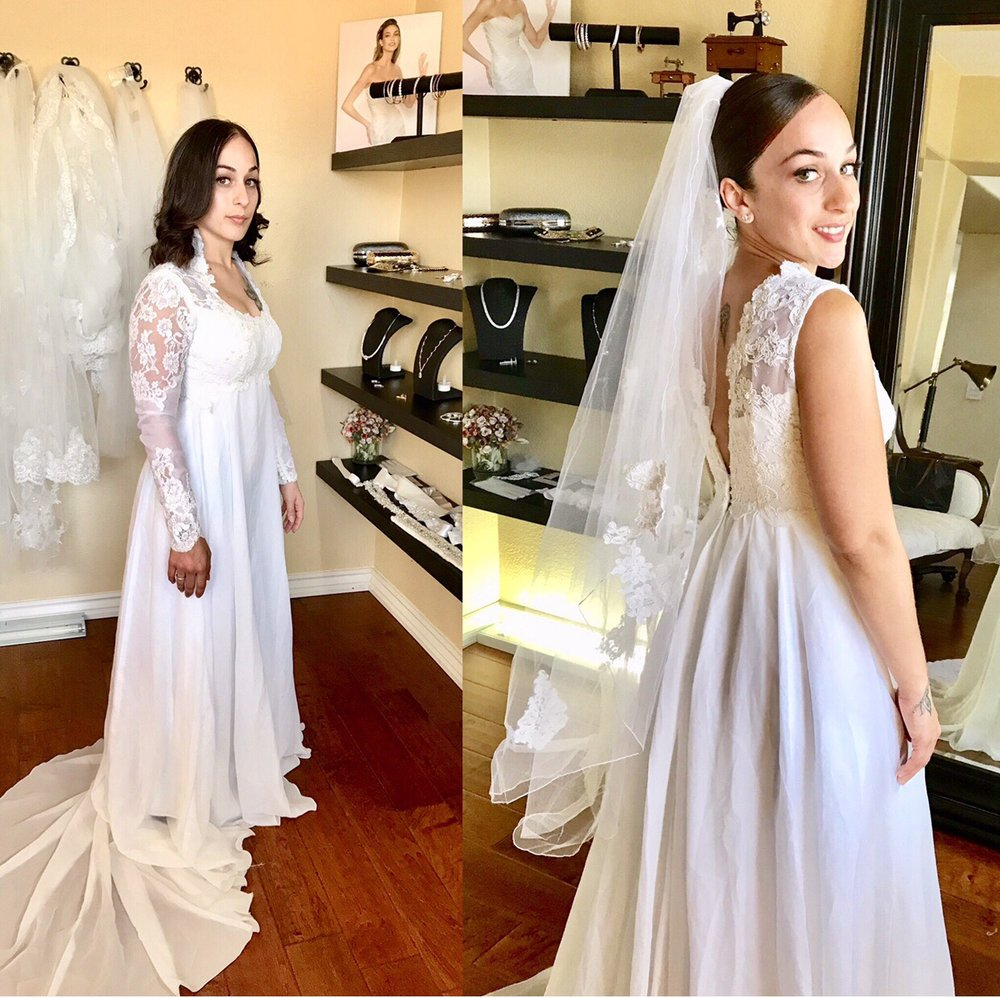 Bridal Couture Alterations by Sofia