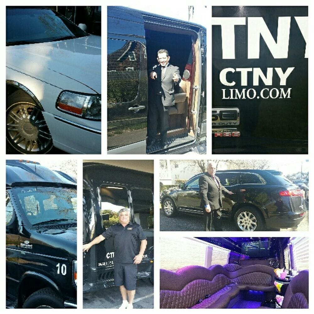 CTNY Limousine: Greenwich, CT