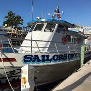 Sailors choice party boat 50 photos 21 reviews for Key largo party boat fishing