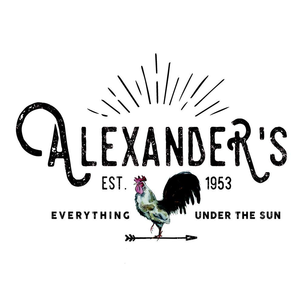 alexander u2019s store - hardware stores - 4966 town creek school rd  blairsville  ga