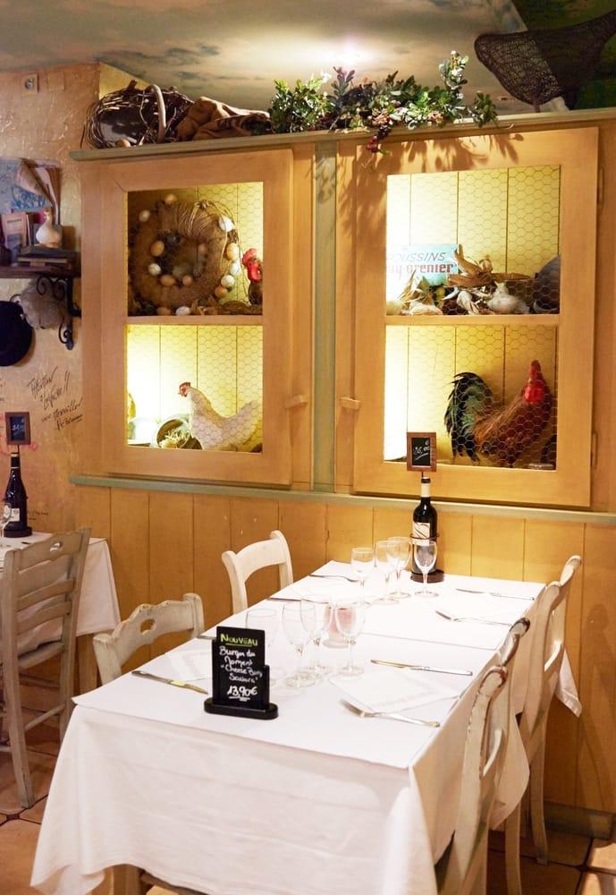 La Vache Au Plafond 42 Photos 72 Reviews French 7 Avenue