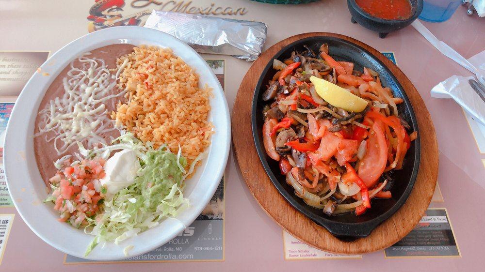 Bigos Mexican restaurant: 1100 E Scenic Rivers Blvd, Salem, MO