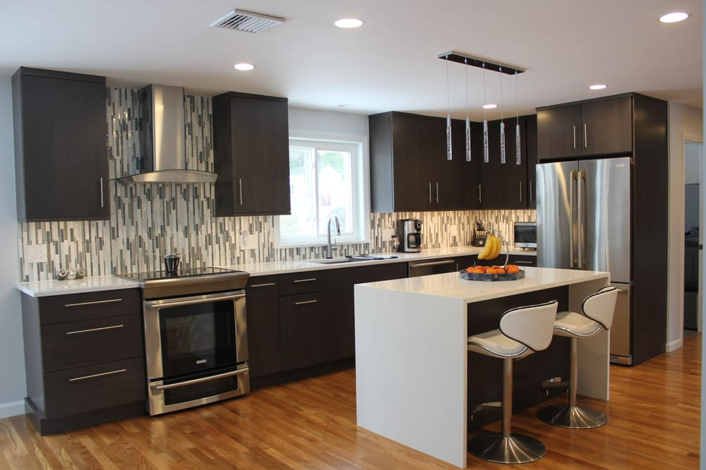Photos for granite countertop pro yelp for Granite countertop support requirements